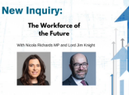 Workforce of the Future Inquiry image
