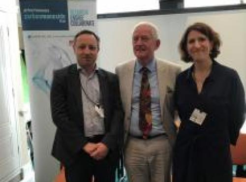 Barry Sheerman and colleagues