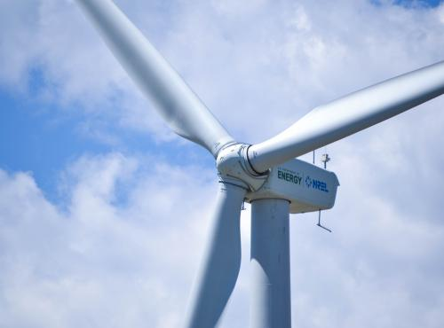 Picture of wind turbine