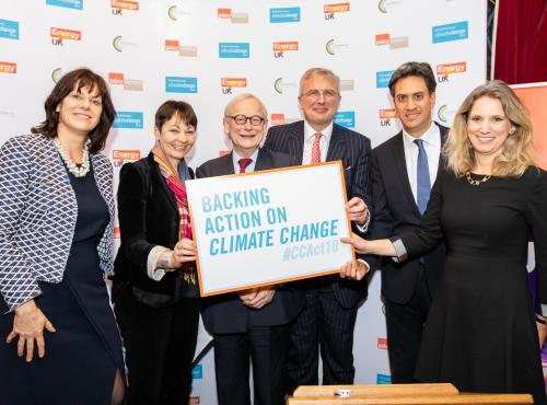 APPCCG celebrates 10th anniversary of the Climate Change Act