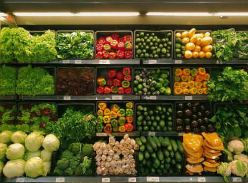 Supermarkets going green