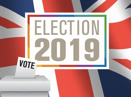 General Election 2019 Image