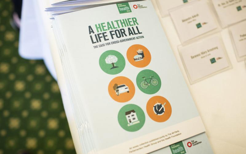 A healthier life for all launches