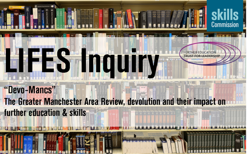 LIFES inquiry session in Manchester