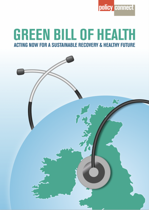 Green Bill of Health report cover