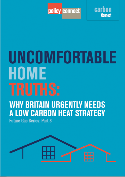 Uncomfortable Home Truths Report Cover