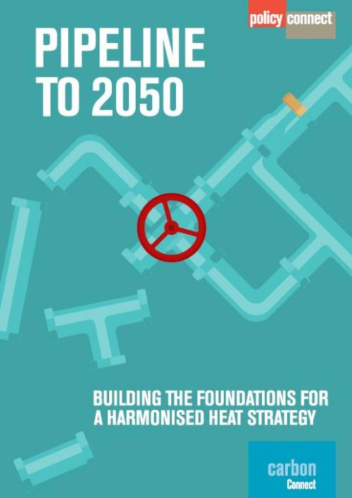 Pipeline to 2050 report cover