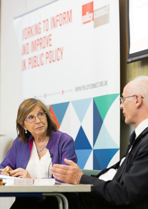 Lord Norton and Baroness D'Souza came together with Policy Connect to try and unpick the role the House of Lords now has in light of a hung Parliament.